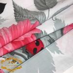 Бязь ЛЮКС UXT 413-1 Pink