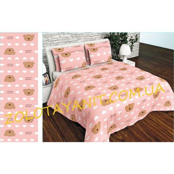 Бязь Gold UXT 756 Pink