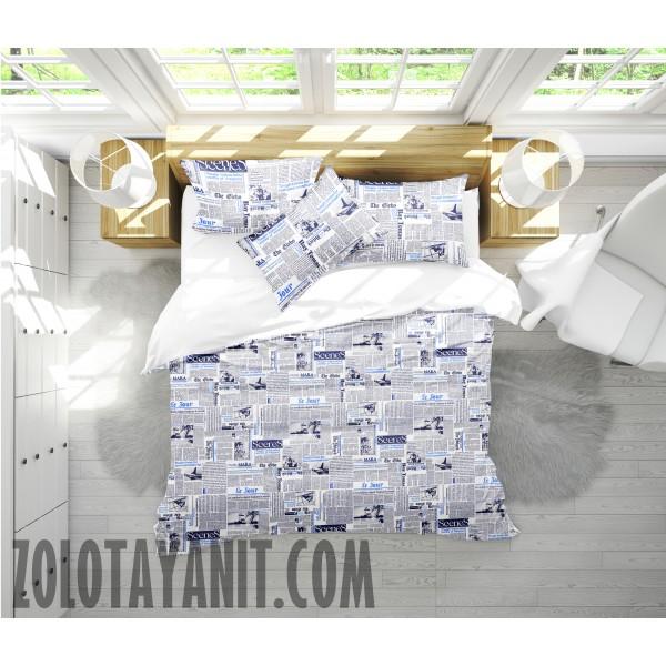 Бязь Gold Z 065 Blue