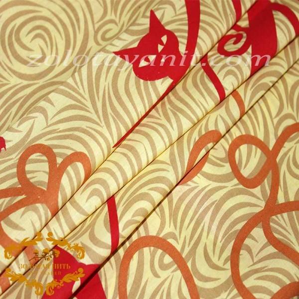 Бязь Gold UXT 659 Red