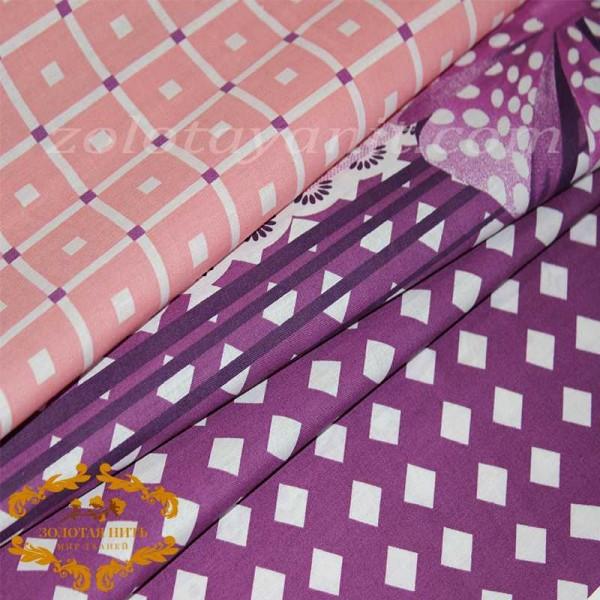Бязь Gold UXT 589-3 Violet