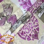 Бязь Gold UXT 638 Violet