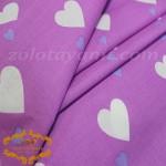 Бязь Gold UXT 758 Violet