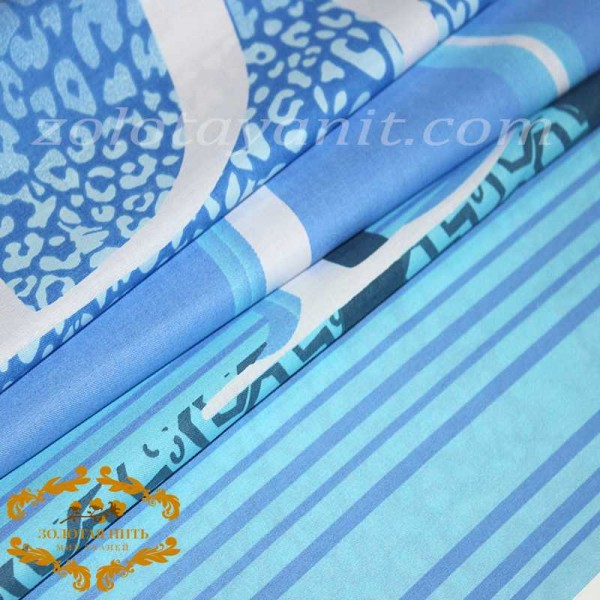Бязь Gold UXT 778-1 Blue