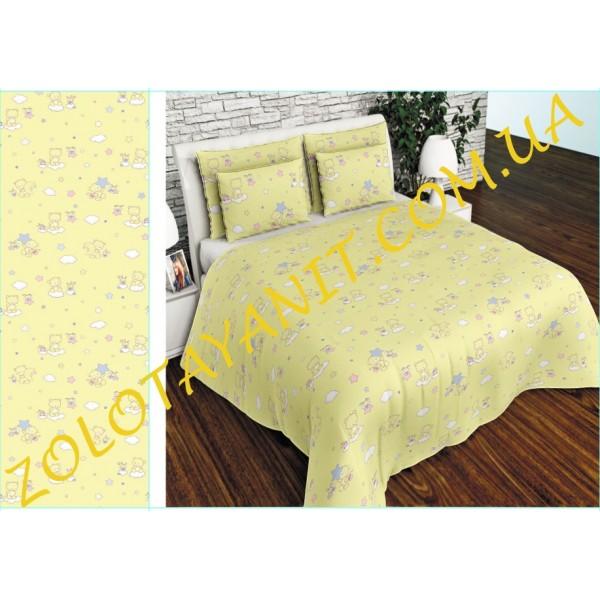 Бязь Gold UXT 488-4 Yellow