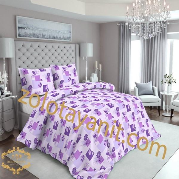 Бязь Gold UXT 883 Violet