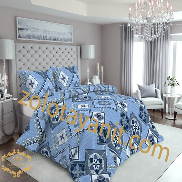 Бязь Gold UXT 886 Blue