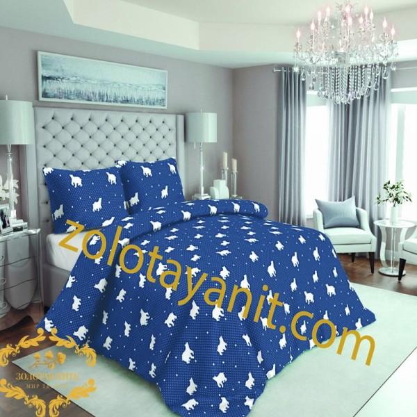 Бязь Gold Z 100 Blue