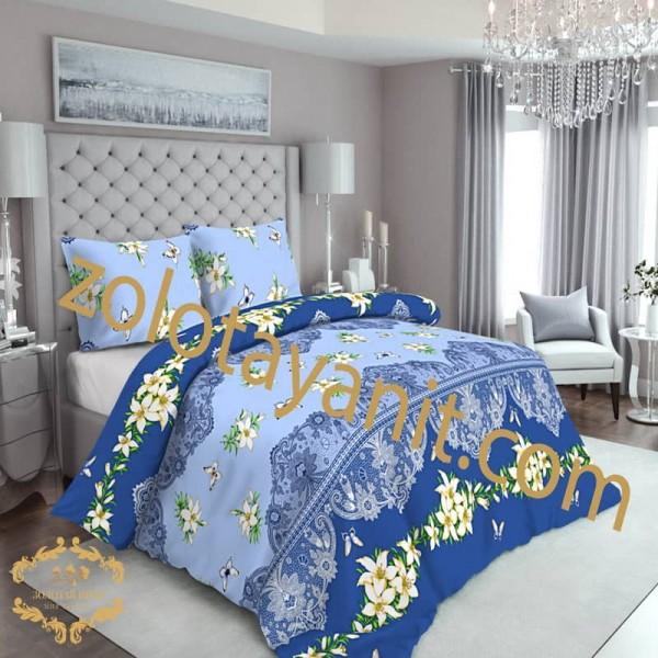 Бязь Gold Z 116 Blue