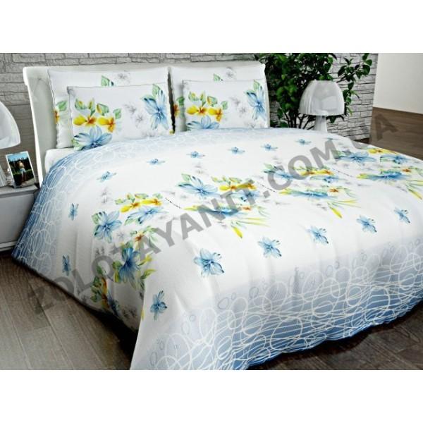 Бязь Silver N 45683 Blue 174030 TPX