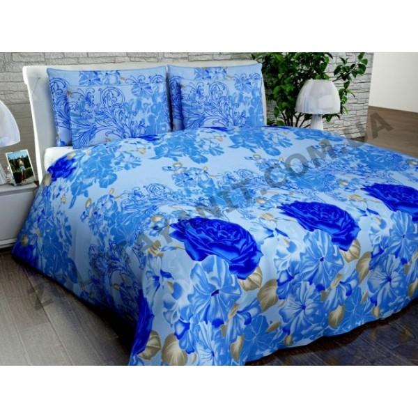 Поликоттон N 6681-1 Blue