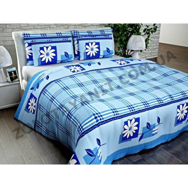 Поликоттон SCR 10786 Blue