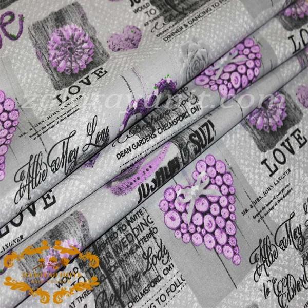 Полиэстер UXT 682-2 Violet